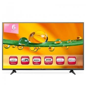 LG 49UF6807 - Televisor LED 49'' 4K Ultra HD Smart TV